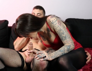 teased-and-milked-by-leigh-raven